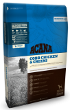 Acana Heritage Cobb Chicken & Greens (60/40)-сухой корм беззерновой для собак Курица c зеленью